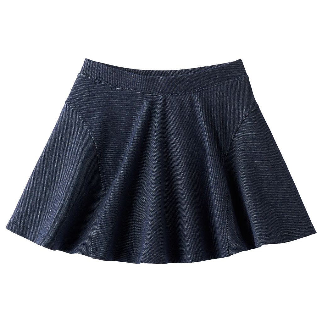 Girls 4-10 Jumping Beans® Denim Skort