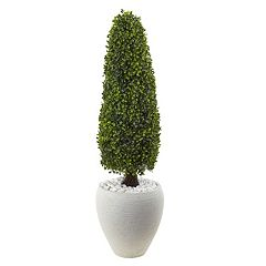 nearly natural Artificial 41 in Boxwood Topiary