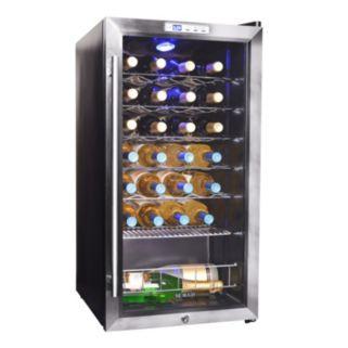 NewAir 27-Bottle Compressor Wine Cooler