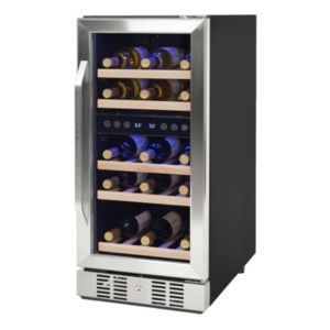 NewAir 29-Bottle Compressor Wine Cooler