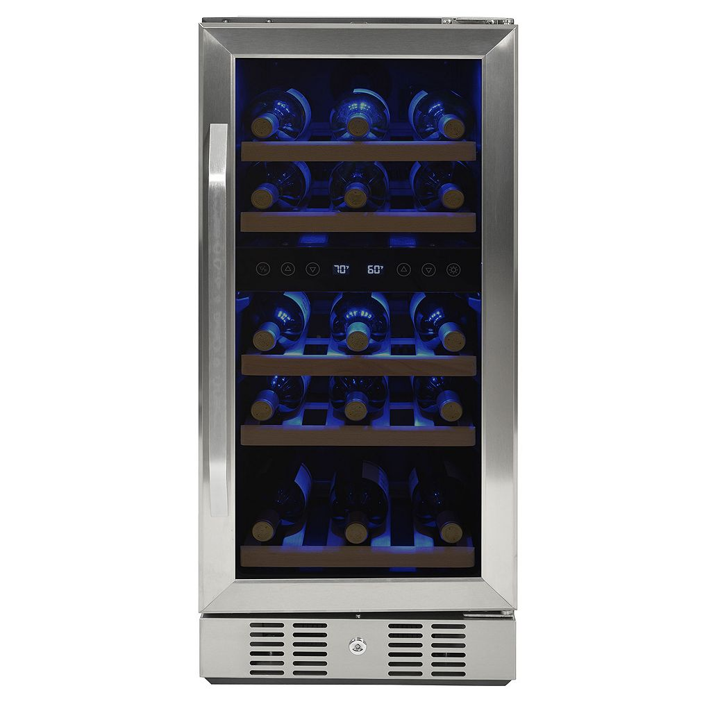 NewAir 29-Bottle Compressor Wine Cooler