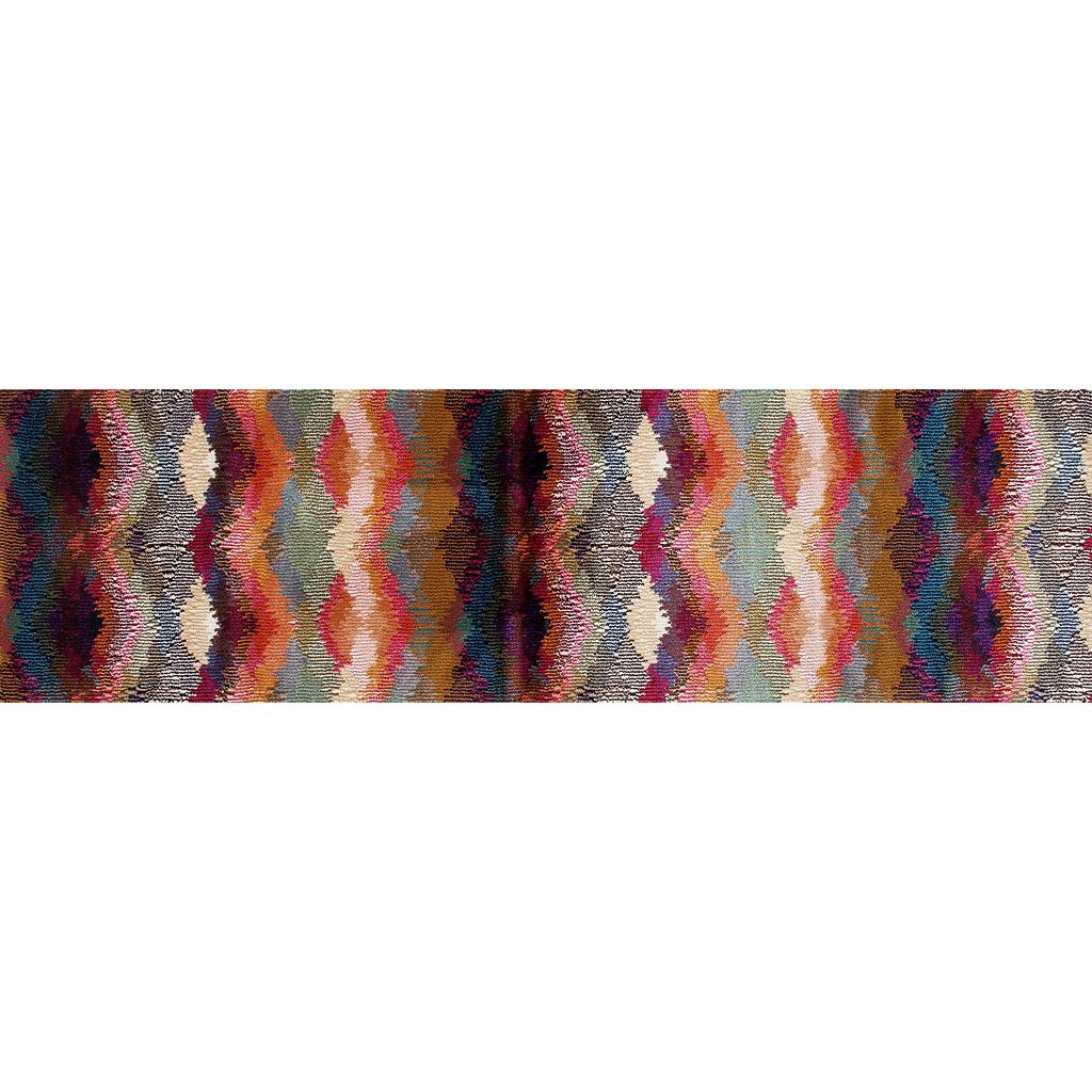 World Rug Gallery Loft Distressed Modern Geometric Rug
