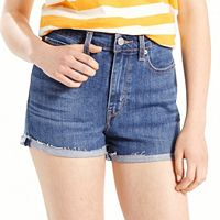 Women's Levi's® High Rise Jean Shorts