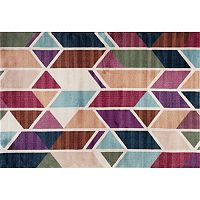 World Rug Gallery Loft Modern Geometric Rug