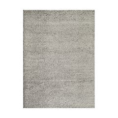 World Rug Gallery Florida Cozy Solid Shag Rug