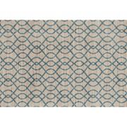 World Rug Gallery Elite Modern Trellis Rug