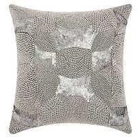 Mina Victory Lumin Antique Beading Throw Pillow