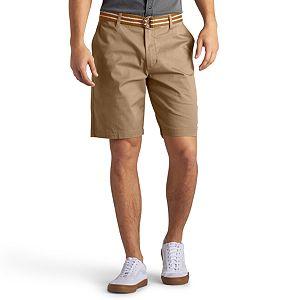 Men's Lee Walker Flat-Front Shorts