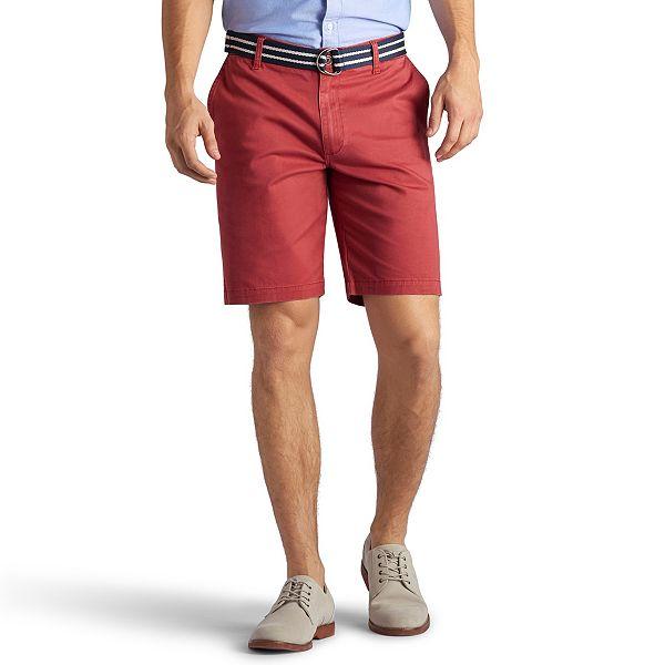 Men's Lee® Walker Flat-Front Shorts