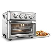 Deals on Cuisinart Air Fryer Toaster Oven TOA-60 + $20 Kohls Cash