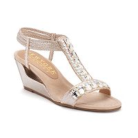 New York Transit Bold Move Women's Wedge Sandals