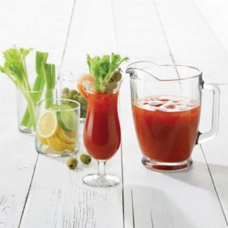 Libbey 10-pc. Bloody Mary Set