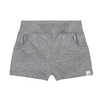 Baby Girl Burt's Bees Baby Organic French Terry Shorts