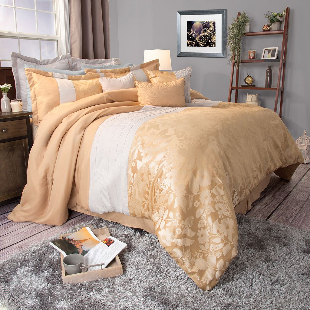Portsmouth Home 9-piece Avia Comforter Set