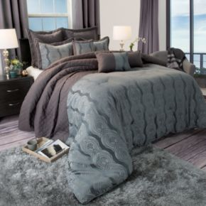 Portsmouth Home 8-piece Jolene Comforter Set