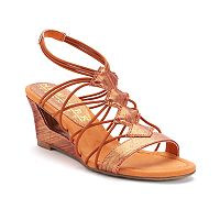 New York Transit Fancy One Women's Wedge Sandals
