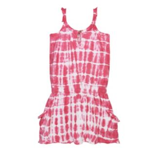 Toddler Girl Burt's Bees Baby Organic Tie-Dye Dress