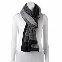 Apt. 9® Cashmere Colorblock Pashmina Wrap Scarf