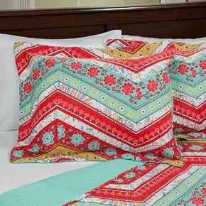 Portsmouth Home Zina Quilt Set