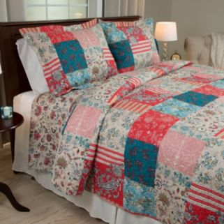 Portsmouth Home Mallory Quilt Set