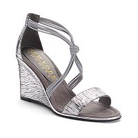 New York Transit Lively Woman Women's Wedge Sandals