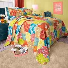 Portsmouth Home Regan Quilt Set