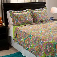 Portsmouth Home Gracie Quilt Set