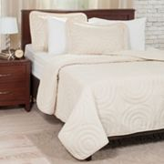 Portsmouth Home Embossed Quilt Set