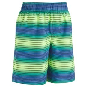 Boys 8-20 Under Armour Pulse Striped Volley Shorts