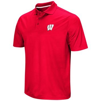 Men's Campus Heritage Wisconsin Badgers Polo