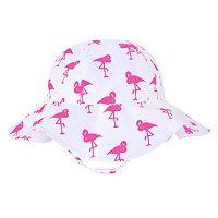 Toddler Girl Jumping Beans® Flamingo Sun Hat