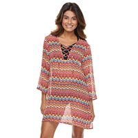 Women's Apt. 9® Chevron Cover-Up