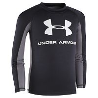 Boys 8-20 Under Armour Rash Guard Swim Top