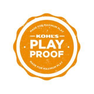 Girls 4-8 OshKosh B'gosh® Print Keyhole-Accent Top