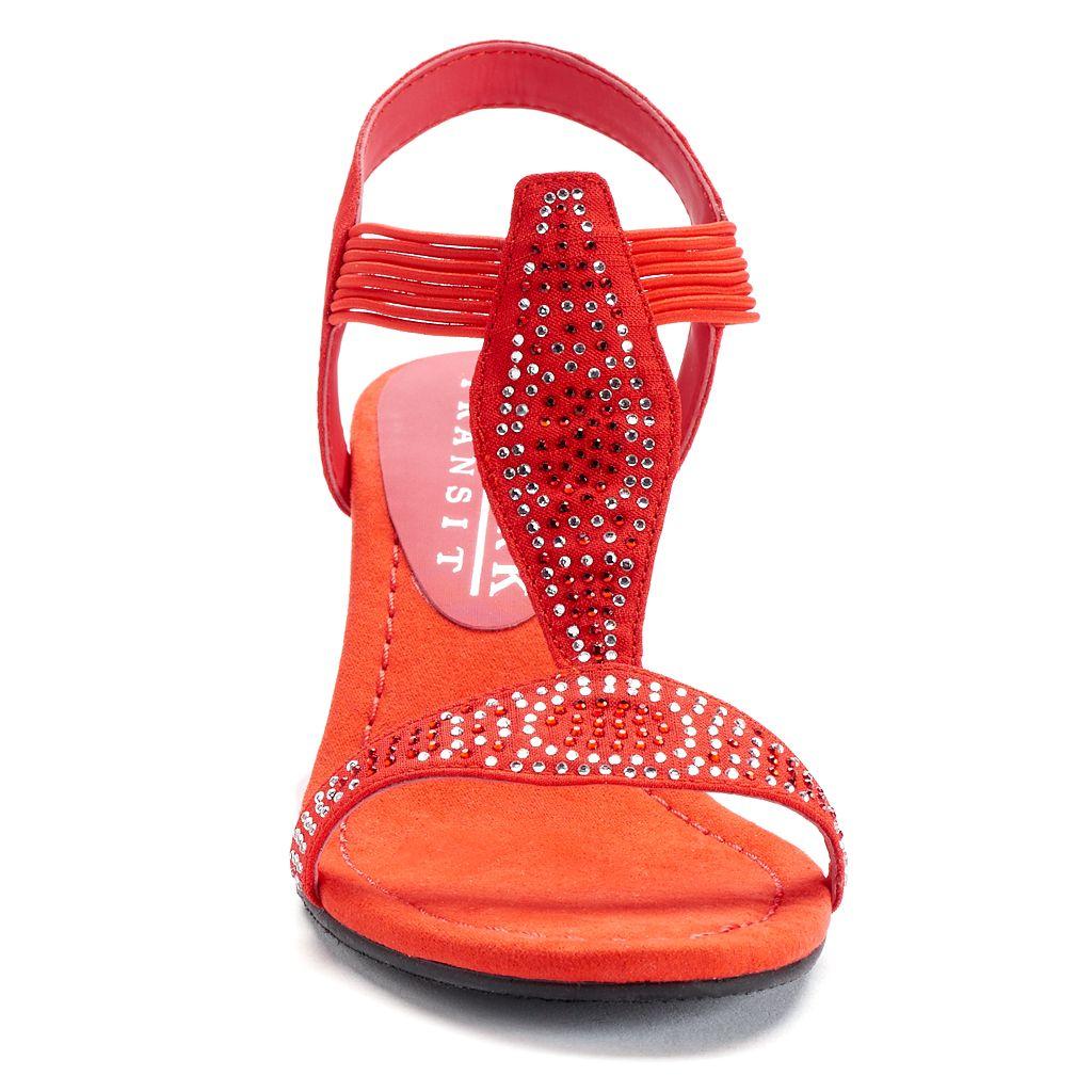 New York Transit Got It Women's Wedge Sandals