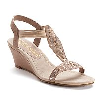 New York Transit Got It Women's Wedge Sandals