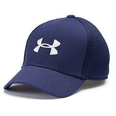 Boys Under Armour Big Logo Cap