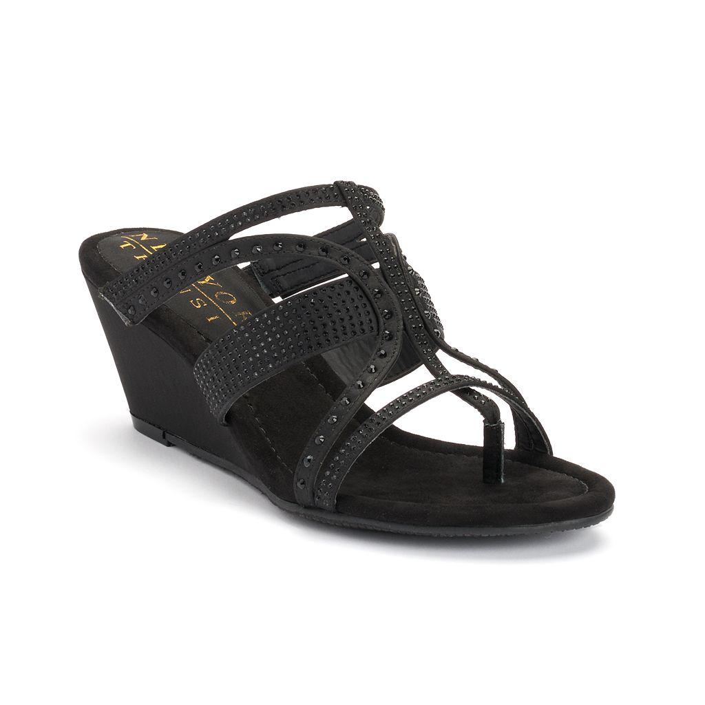 New York Transit Brightest Move Women's Wedge Sandals