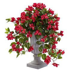 nearly natural Bougainvillea Flowering Artificial Silk Plant