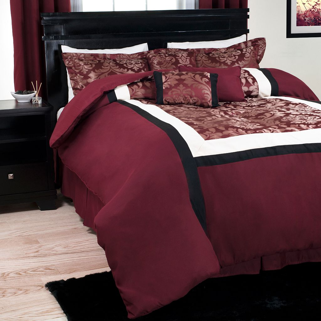 Portsmouth Home 7-piece Candace Comforter Set