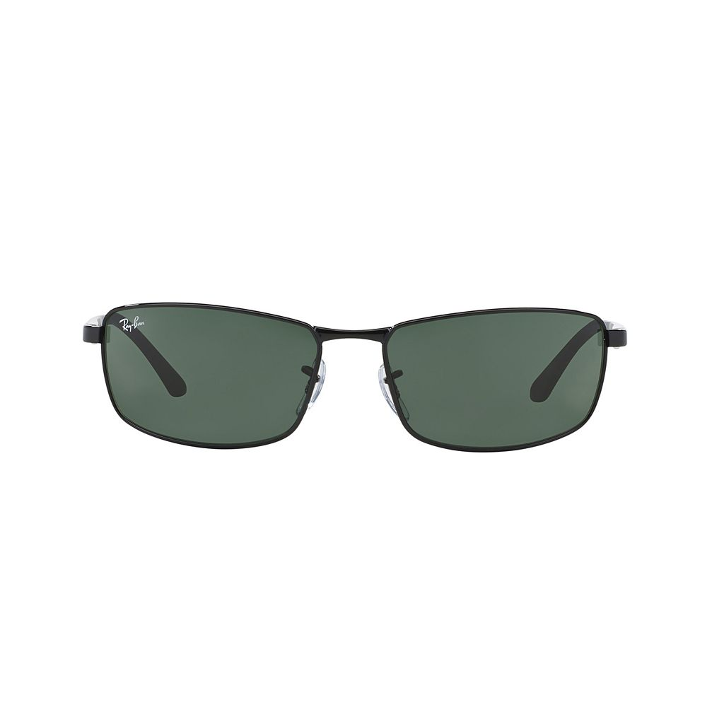 Ray-Ban RB3498 61mm Rectangle Sunglasses