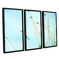 ArtWall 30 Second Daydream Framed Wall Art 3 pc Set