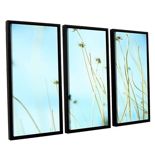 ArtWall 30 Second Daydream Framed Wall Art 3-piece Set