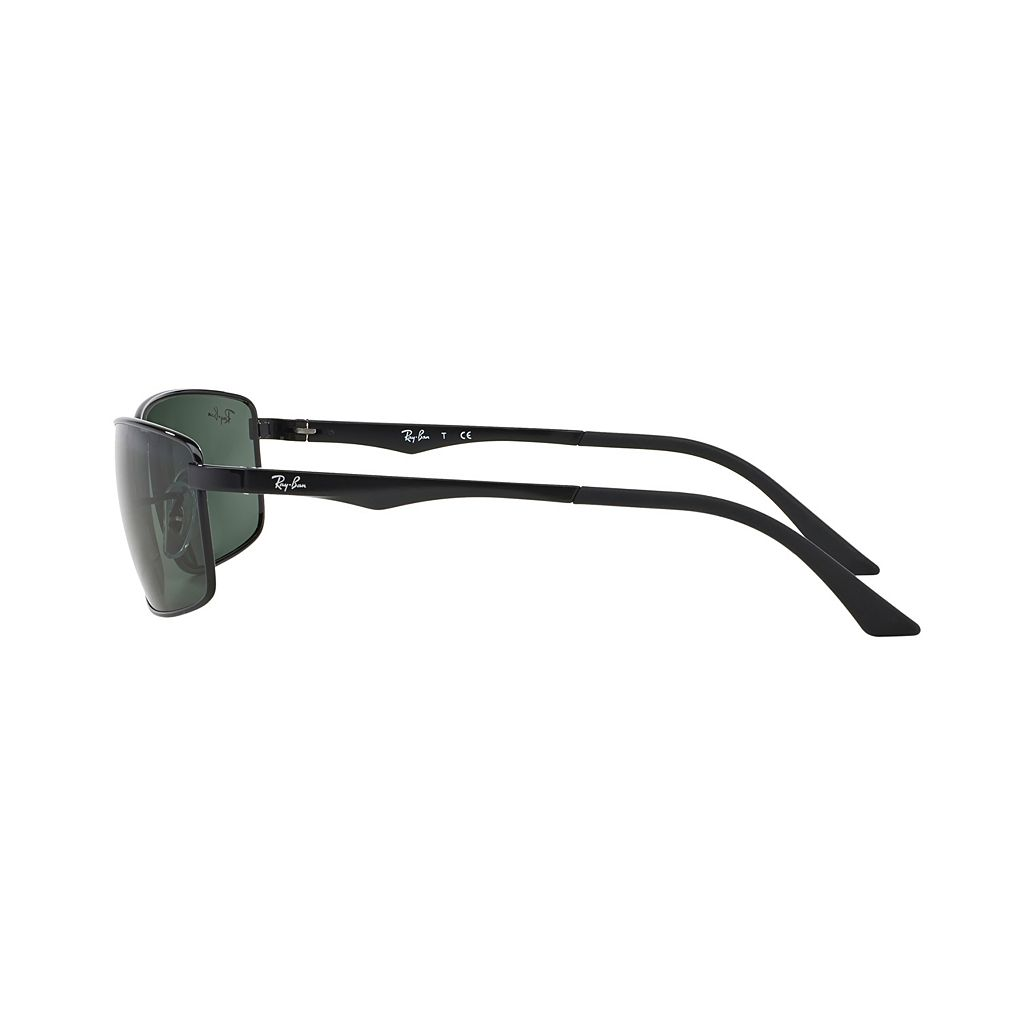 Ray-Ban RB3498 64mm Rectangle Sunglasses