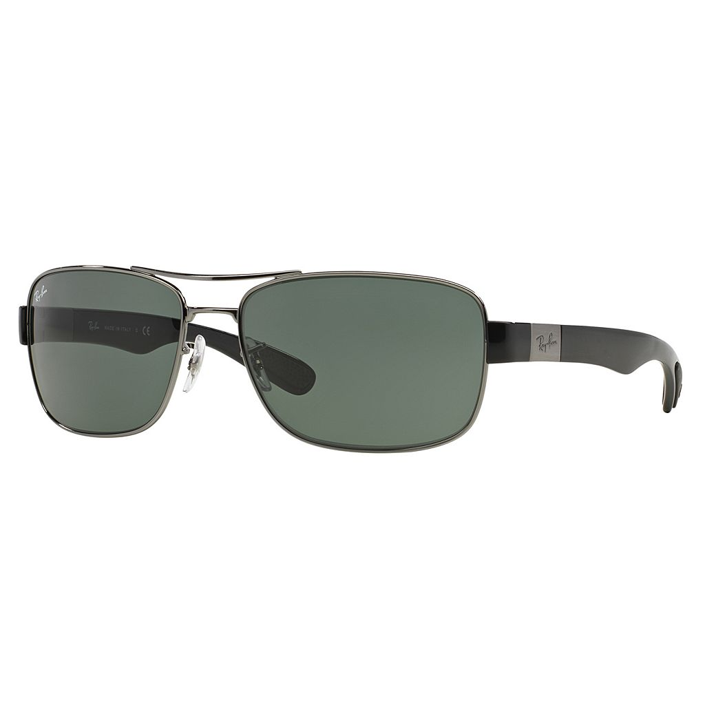 Ray-Ban Active Lifestyle RB3522 61mm Square Sunglasses