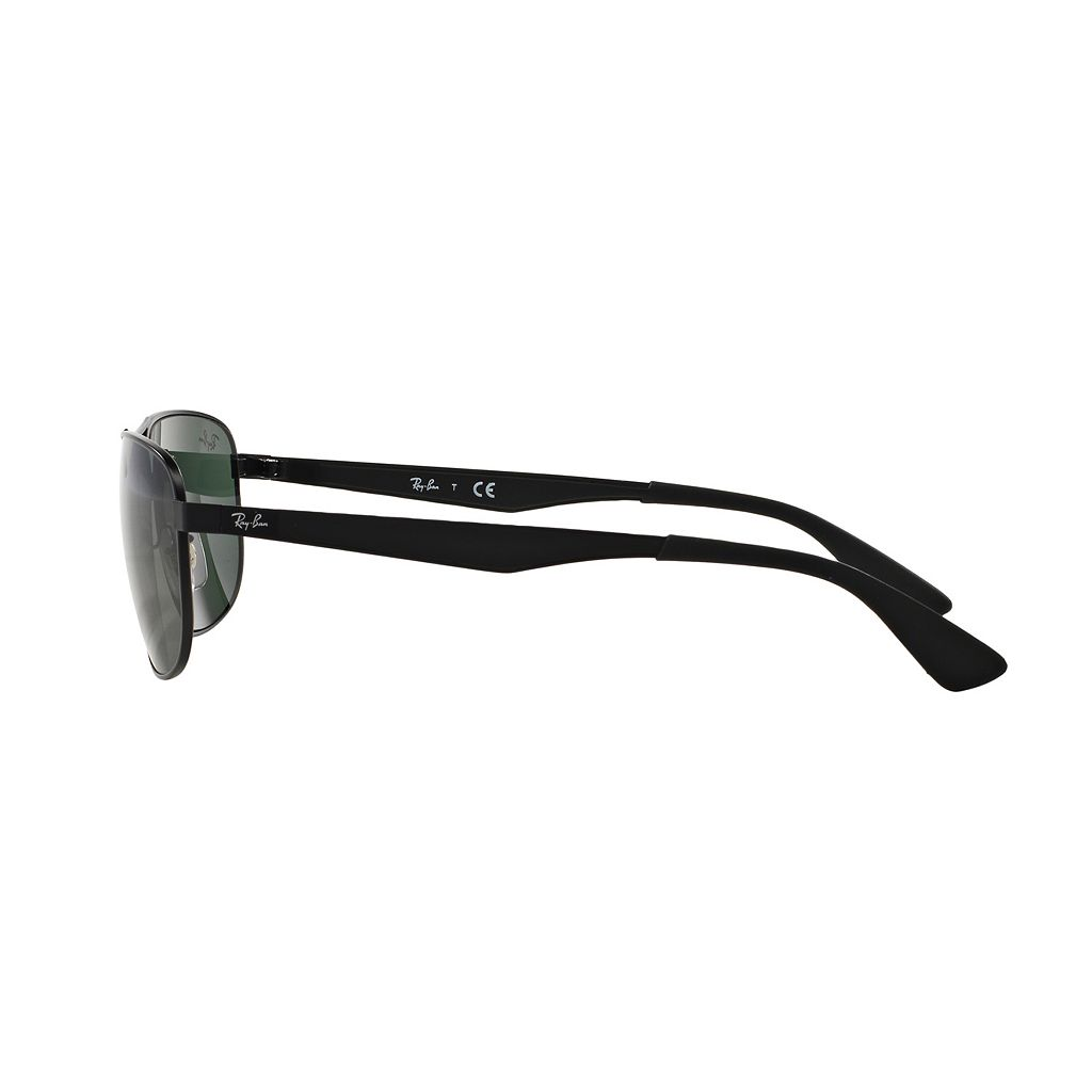 Ray-Ban Active Lifestyle RB3528 58mm Square Sunglasses