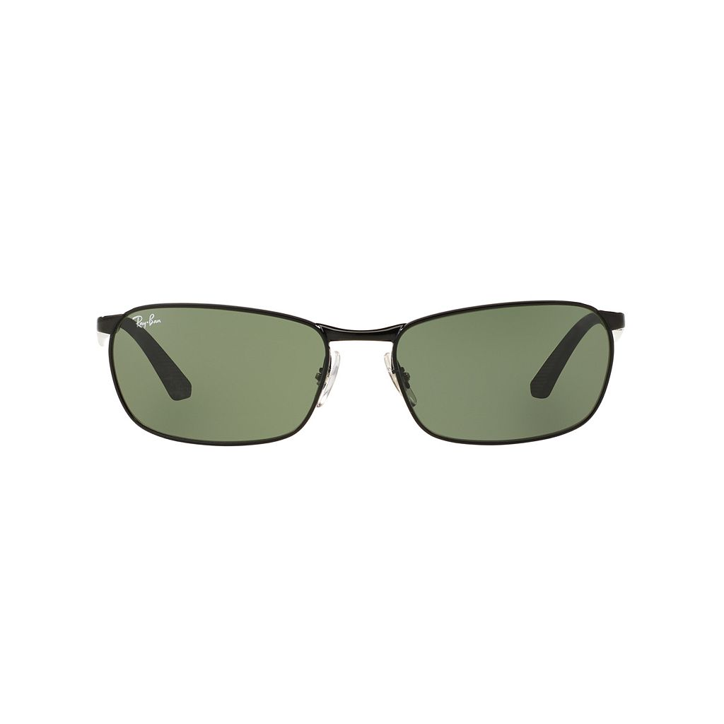 Ray-Ban RB3534 62mm Rectangle Sunglasses