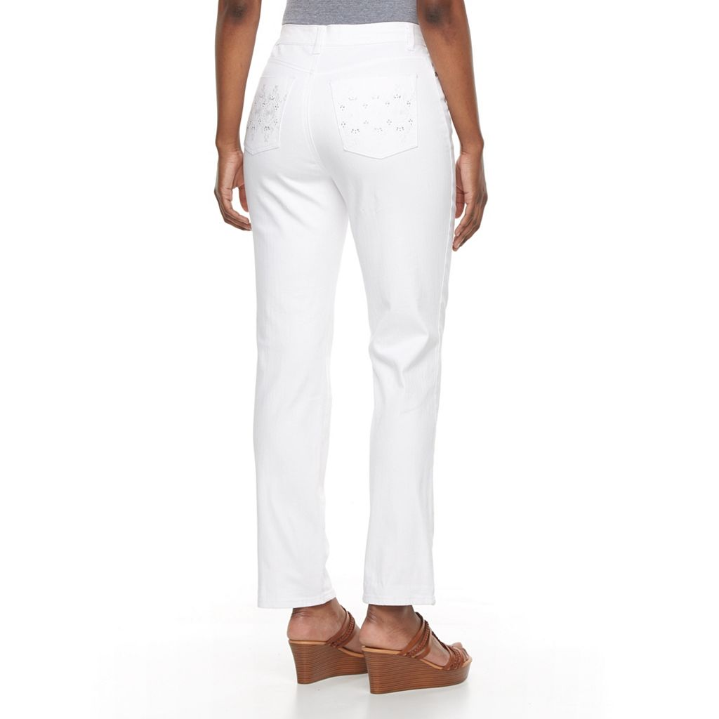 Women's Gloria Vanderbilt Tapered-Leg Jeans