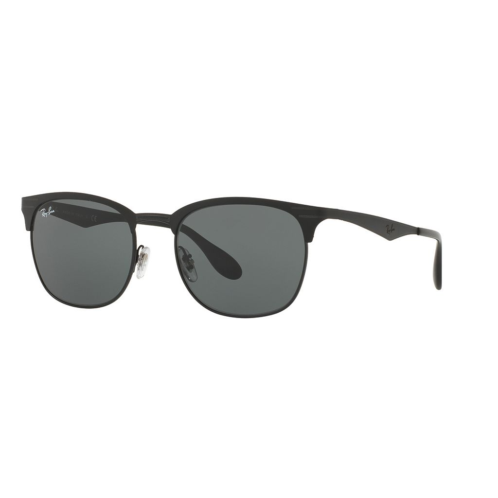 Ray-Ban Highstreet RB3538 53mm Square Sunglasses