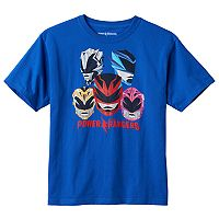 Boys 8-20 Saban's Power Rangers Tee